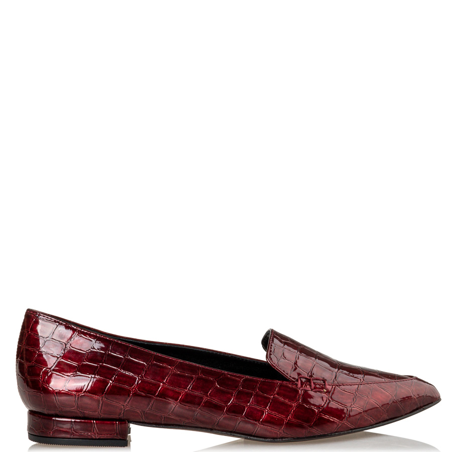 SHINY LOAFERS