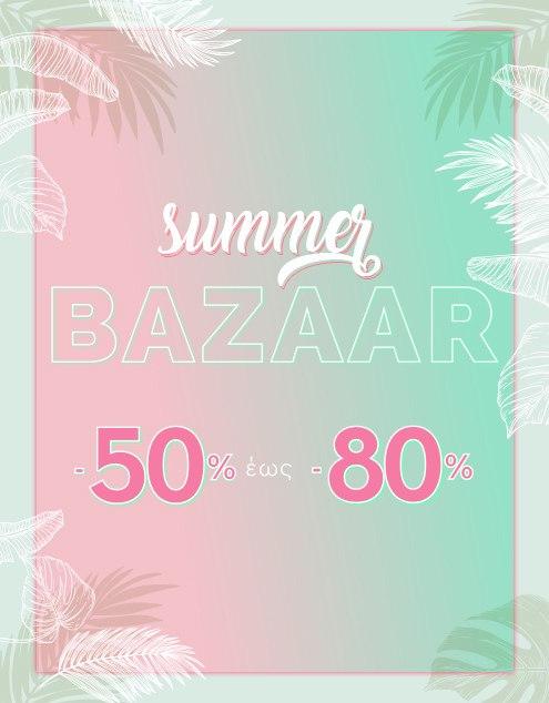 Summer Bazaar 50-80%