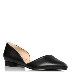 POINTY FLAT PUMPS