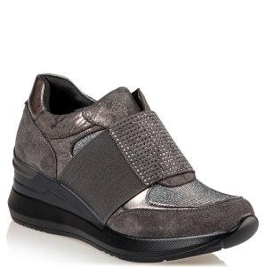 WEDGE HEEL SNEAKERS