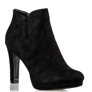 STILETTO ANKLE BOOTS