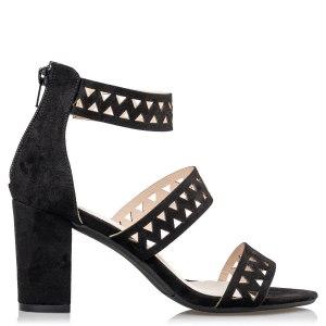 Triple-Strap Sandals